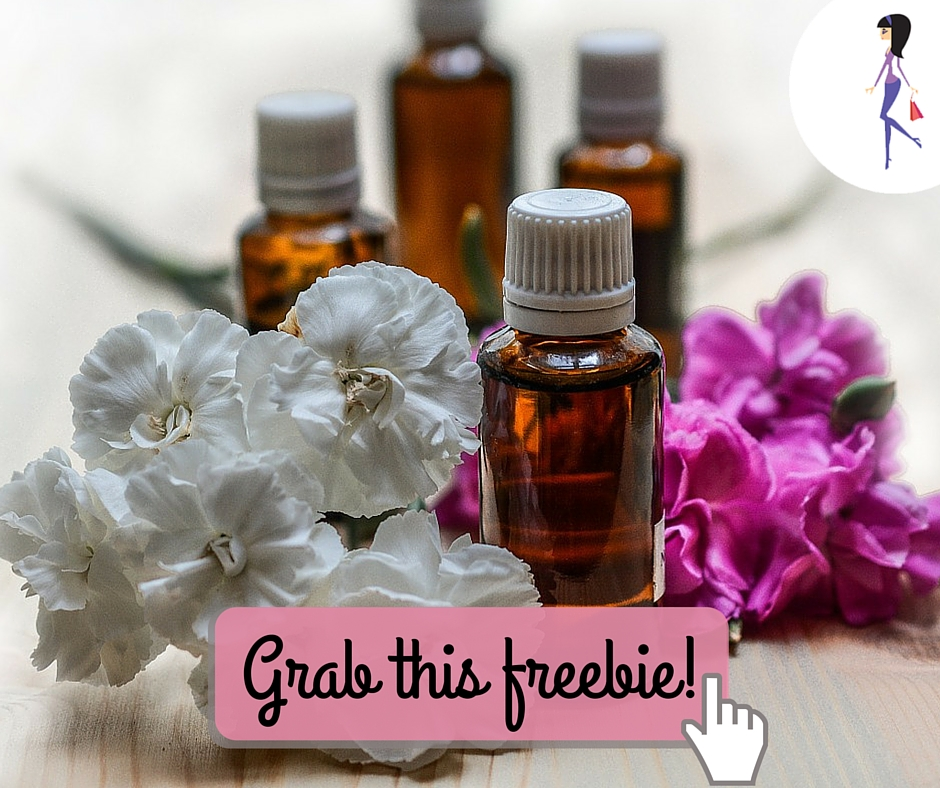Essential Oil Samples from doTERRA